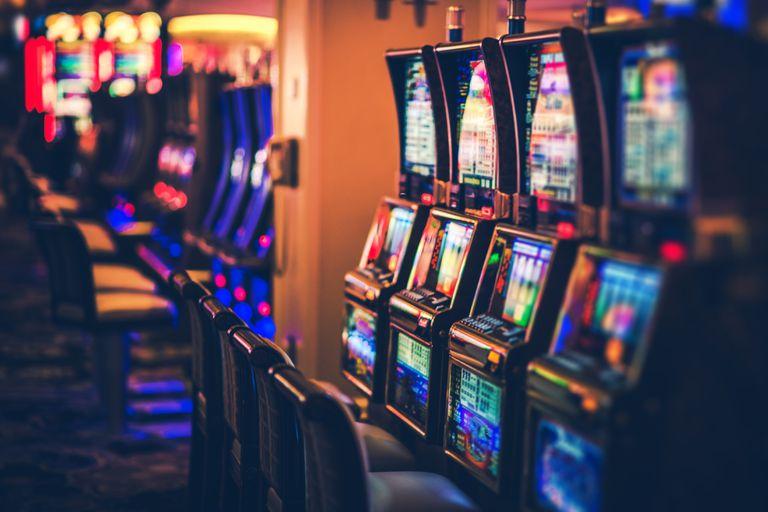 casino slot gambling agent
