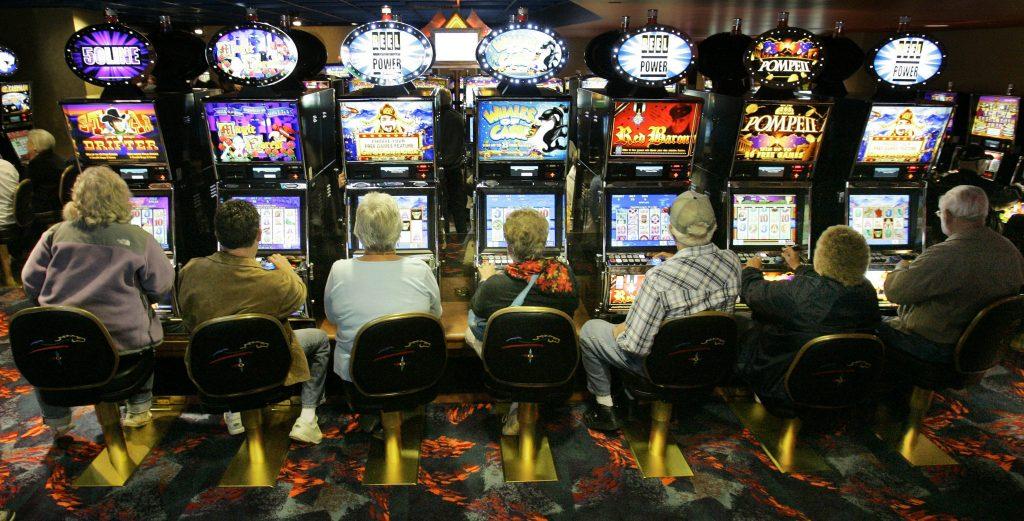 Online Casino Slot Machines