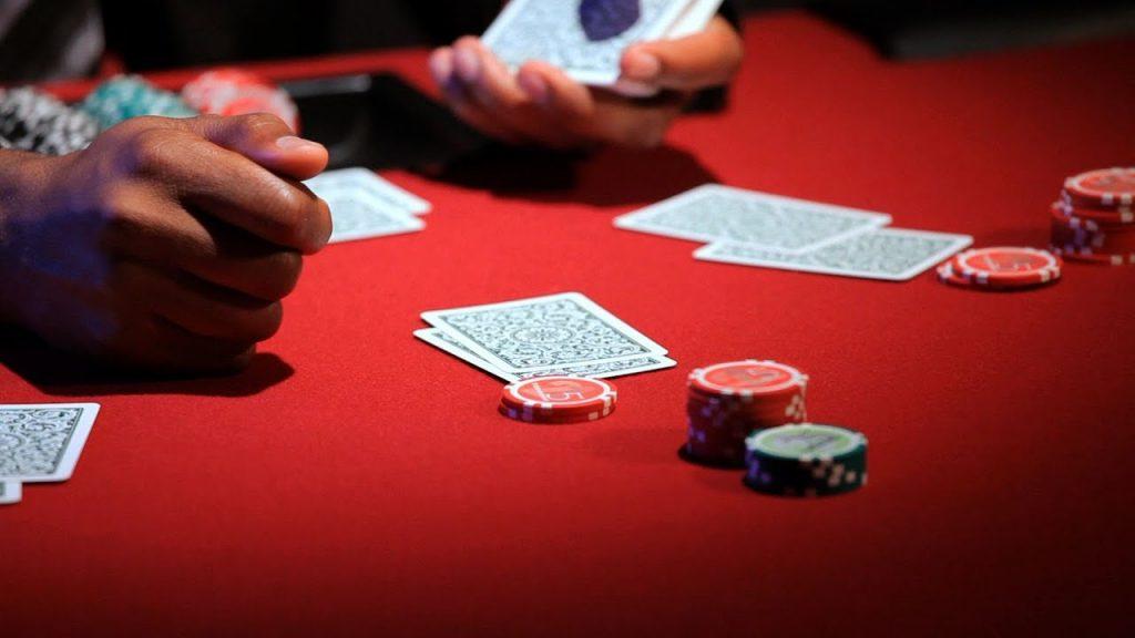 gambling from comfort